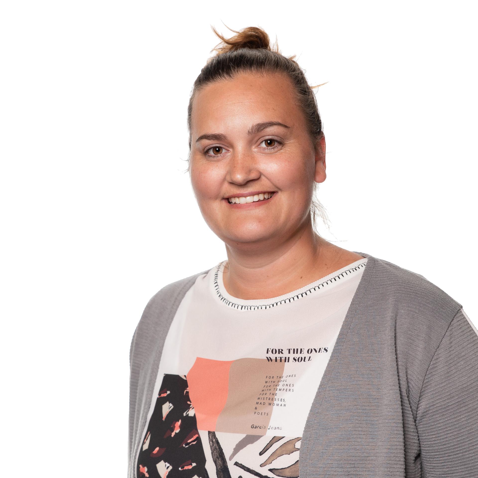 Lauranne van Nieuwkoop-van Dam
